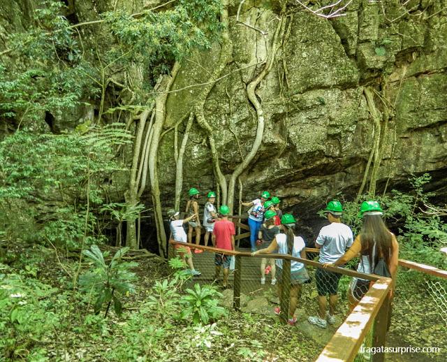 Gruta de São Miguel, Bonito, Mato Grosso do Sul
