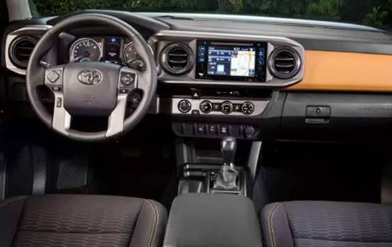 Toyota Tacoma 2019 Specs And Rumors