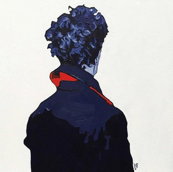 Польский художник. Anna Malikowska