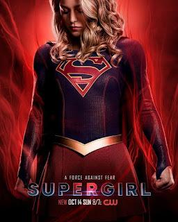 CW Rilis Poster Anyar Supergirl Season 4