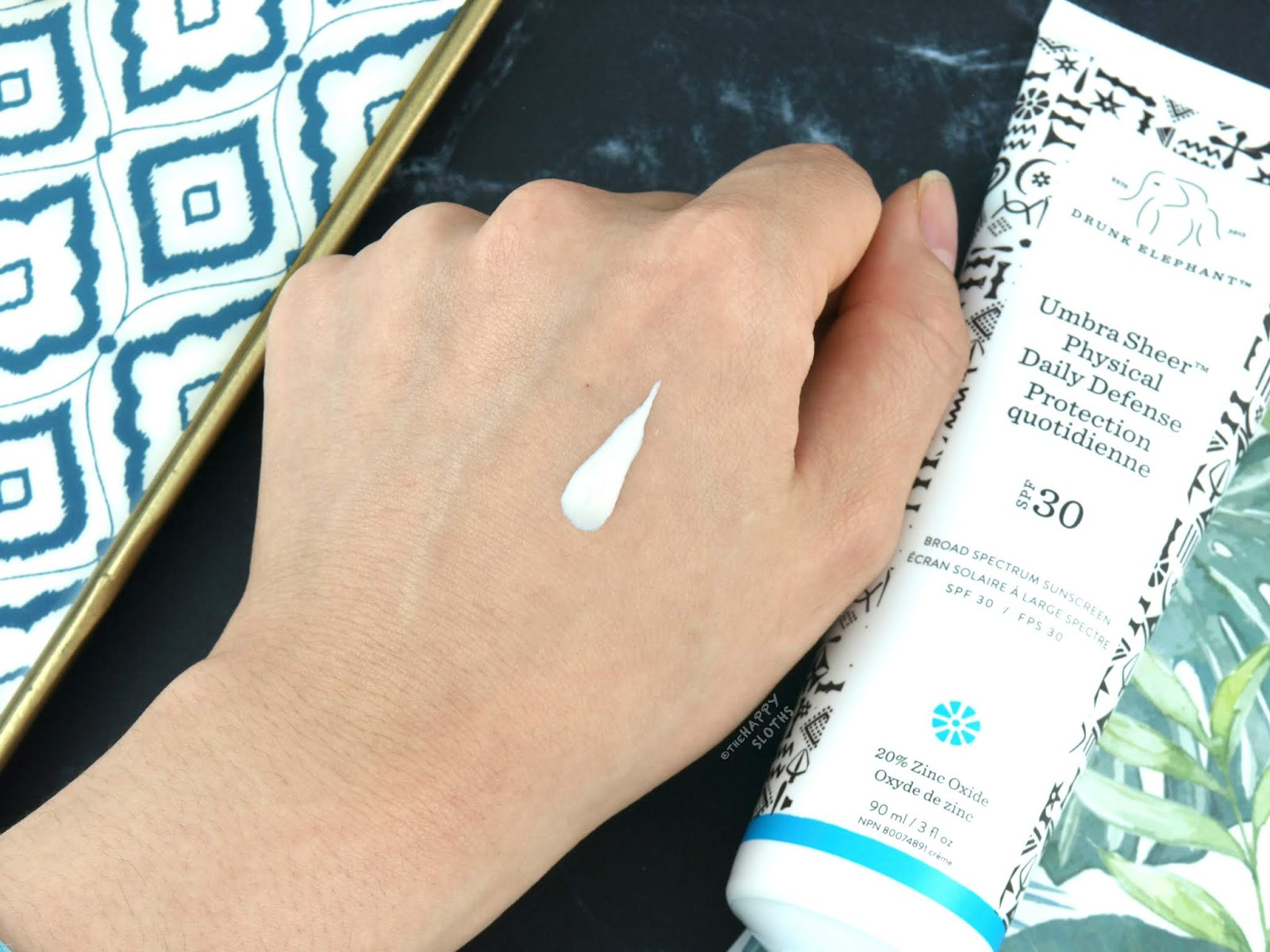 Drunk Elephant | Umbra Sheer Physical Daily Defense SPF 30: Review