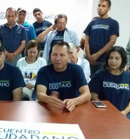 """VENEZUELA: Cesar Rámirez: """"Gestión de Noguera es sinónimo de atraso y miseria""""."""