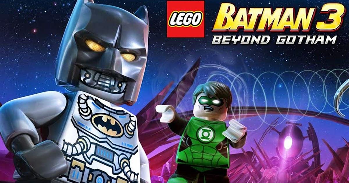 Download LEGO Batman: Beyond Gotham v1.10.1 APK Data (obb ...