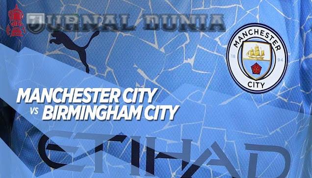 Prediksi Manchester City Vs Birmingham City