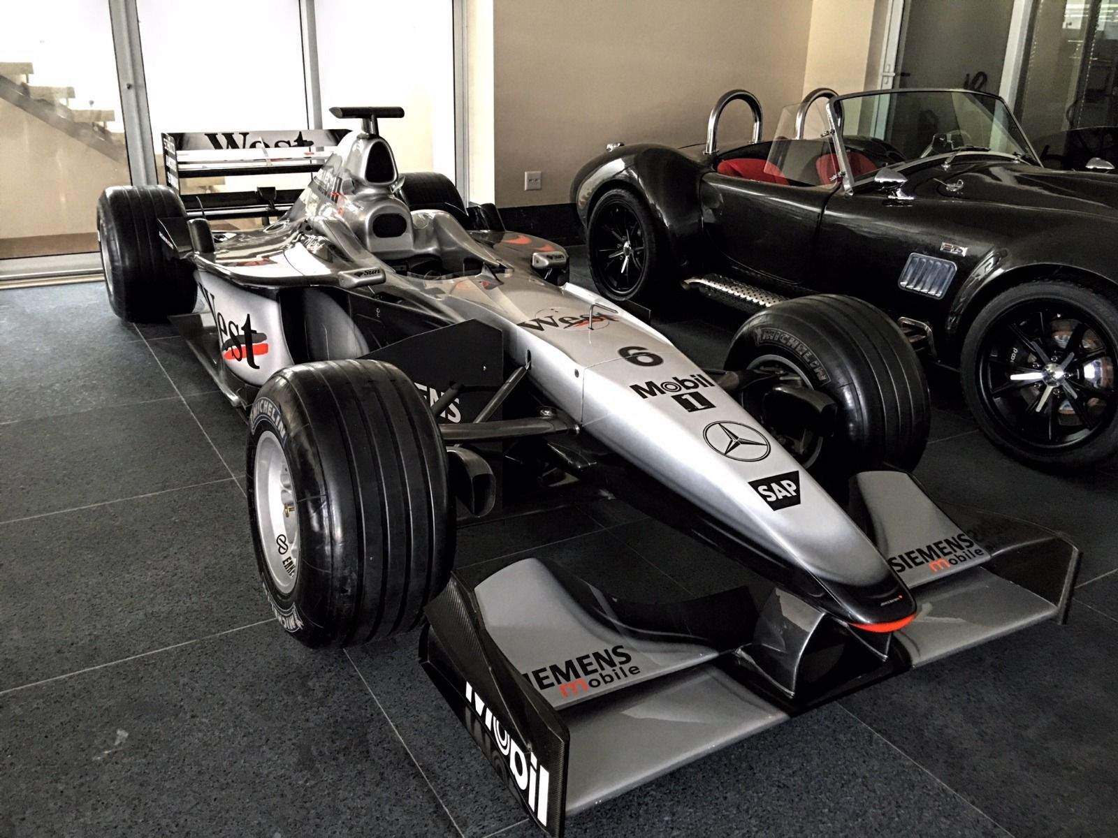 You Can Buy A 2003 McLaren Formula One Car On eBay! | Carscoops