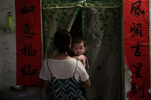 China birth rate hits least level since 1949