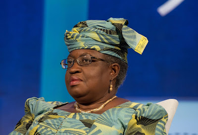 Celebration looms as Okonjo Iweala emerged the new World Trade Organization's (WTO) Director General..