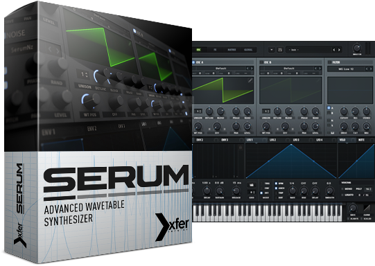 Download XFer Serum 1 20b5 Full Version - BSoftware