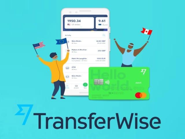 شرح موقع TRANSFERWISE لتحويل الاموال عالميا و شحن الحسابات البنكبة