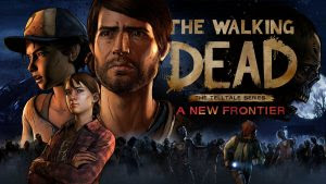 The Walking Dead Season Three APK v1.04 MOD Android Full Unlocked Terbaru 2017