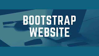 Simple Website Design From Scratch using bootstrap