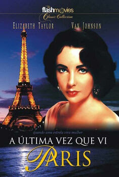 A Última Vez que Vi Paris Torrent - BluRay 720p Dublado