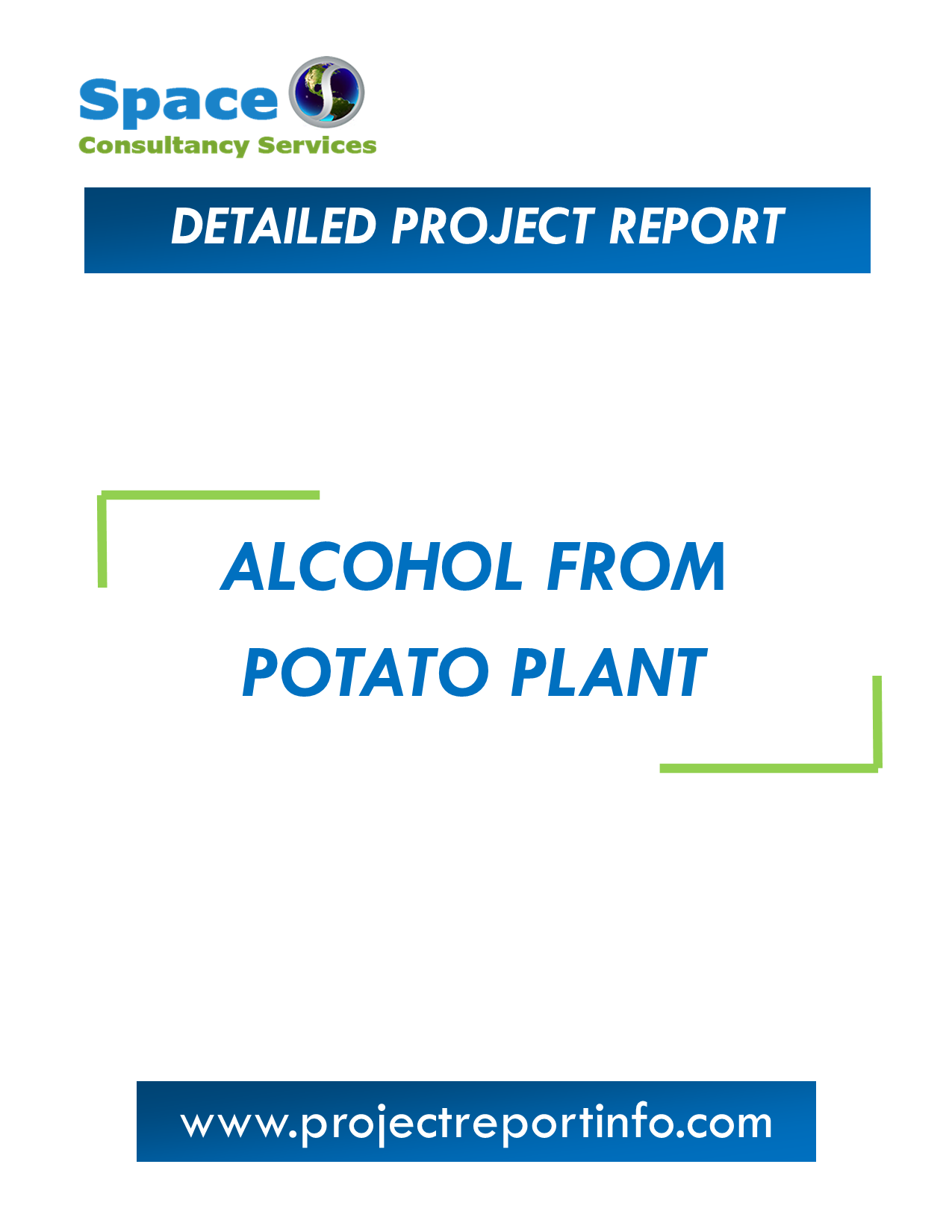 Project Report on Alcohol from Potato Plant