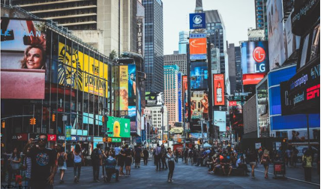 The Best places to visit in USA Times Square
