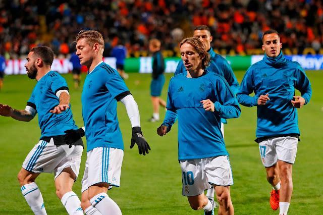 تشكيلة ريال مدريد اليوم 6-3-2018 في دوري الابطال التشكيلة المتوقعة لريال مدريد أمام فريق باريس سان جيرمان