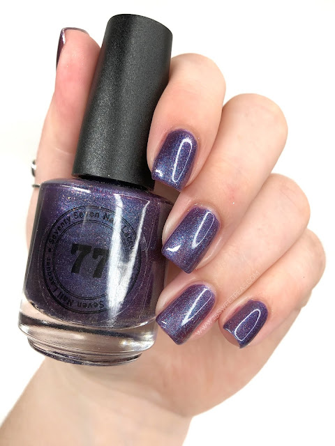 Seventy Seven Nail Lacquer Small Business Saturday 2019