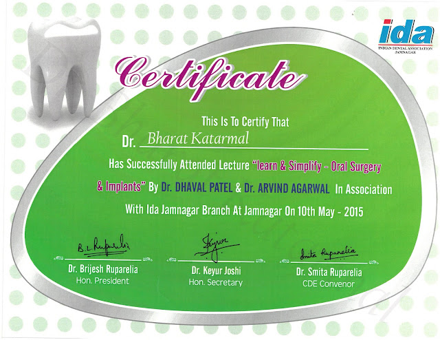 Learn and Simplify Oral surgery and Implants by Dr Dhaval Patel and Dr Arvind Agarwal