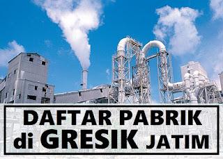 pabrik industri di Gresik