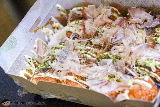 Oishi So Takoyaki - Delivery in Metro Manila