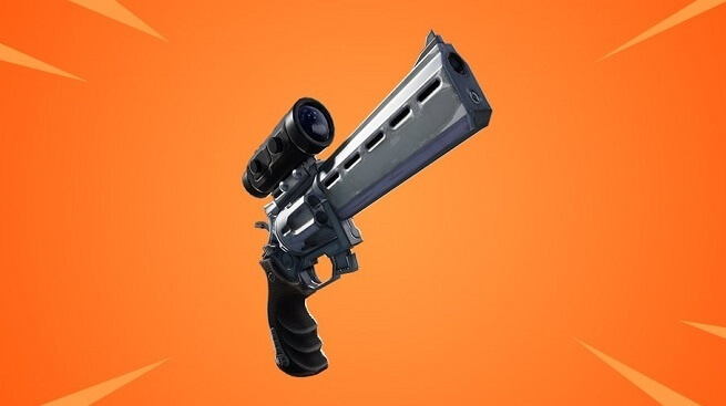 'Fortnite' Is Adding A Scoped Revolver In Fortnite Battle Royale