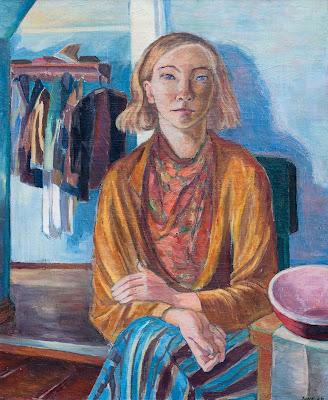 Portrait (1936), Tove Jansson