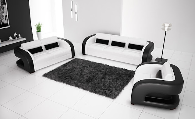 Único Muebles En Blanco Y Negro Imagen - Muebles Para Ideas de ...