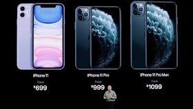I phone11 price
