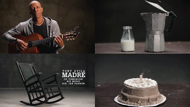 Tony Ávila - ¨Madre¨ - Videoclip - Dirección: Ian Padrón. Portal del Vídeo Clip Cubano