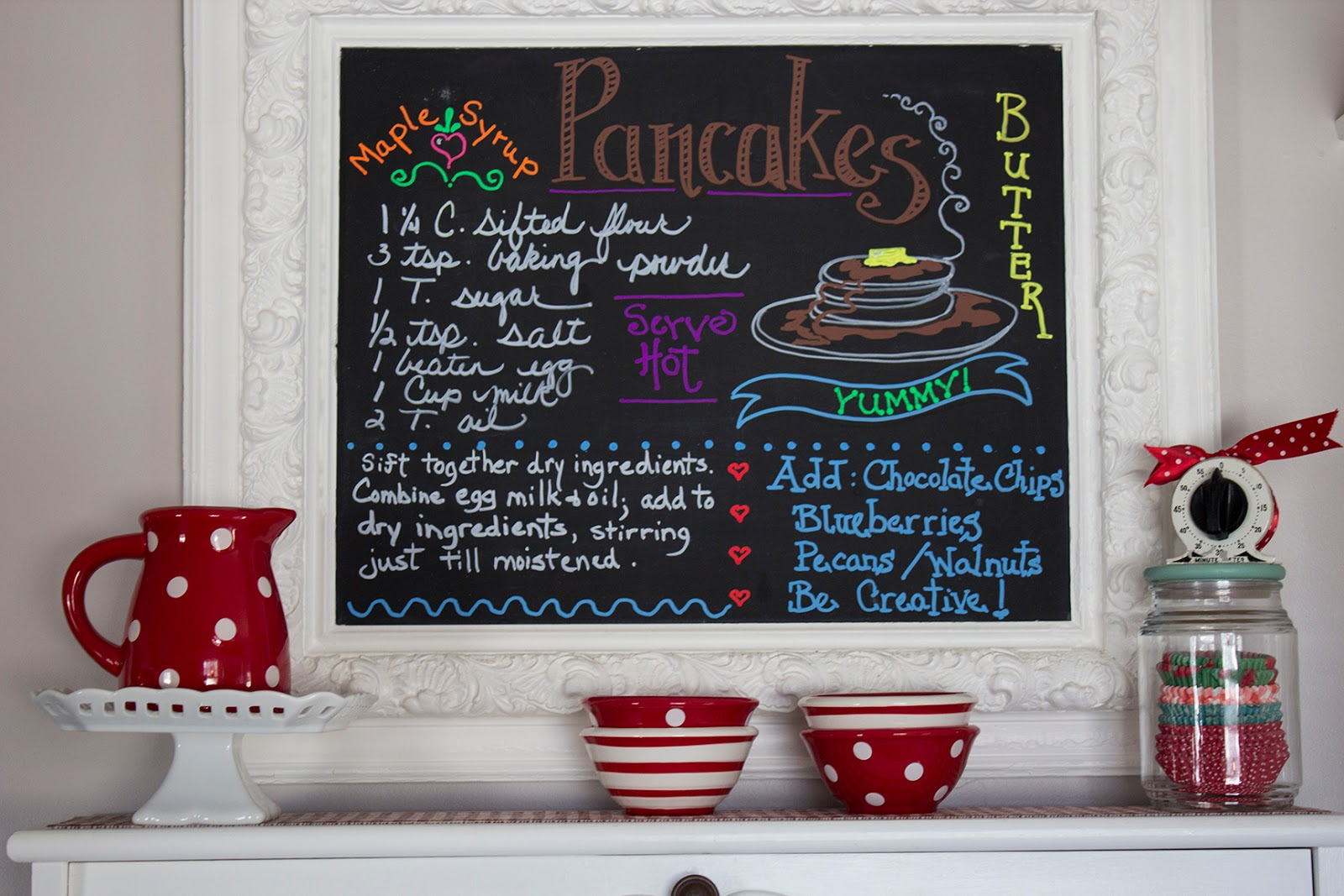the colors are bright including some neon chalkboard markers and they are easy to clean off i used them on a surface that i painted with chalkboard paint