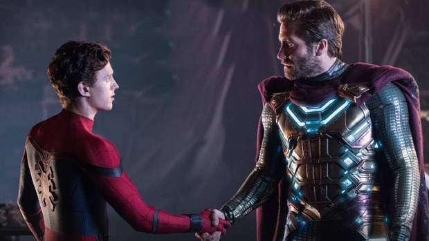 Link Download Spider Man Far From Home Full Movie 2019