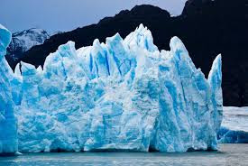 How does glacier form