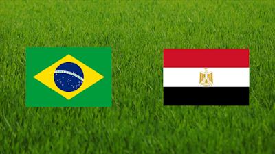 مشاهدة مباراة مصر الاوليمبي ضد البرازيل الاوليمبي 17-11-2020 بث مباشر في مباراة ودية