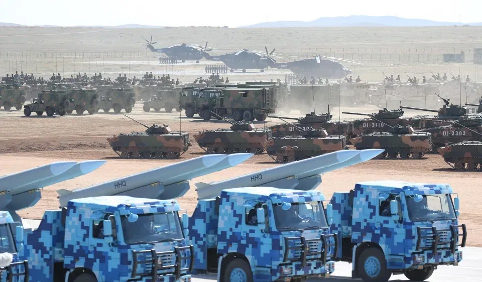 Κινεζικός Τύπος: να ετοιμαζόμαστε για πυρηνικό πόλεμο με τις ΗΠΑ
