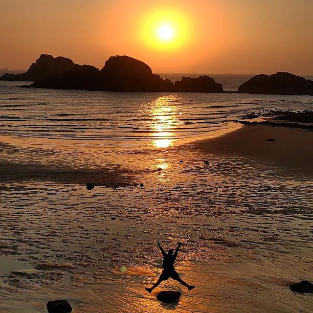 西莒-坤坵沙灘