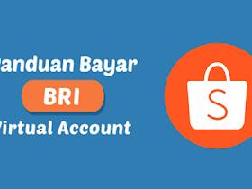 Cara Bayar Tagihan Shopee via BRIVA Internet Banking BRI