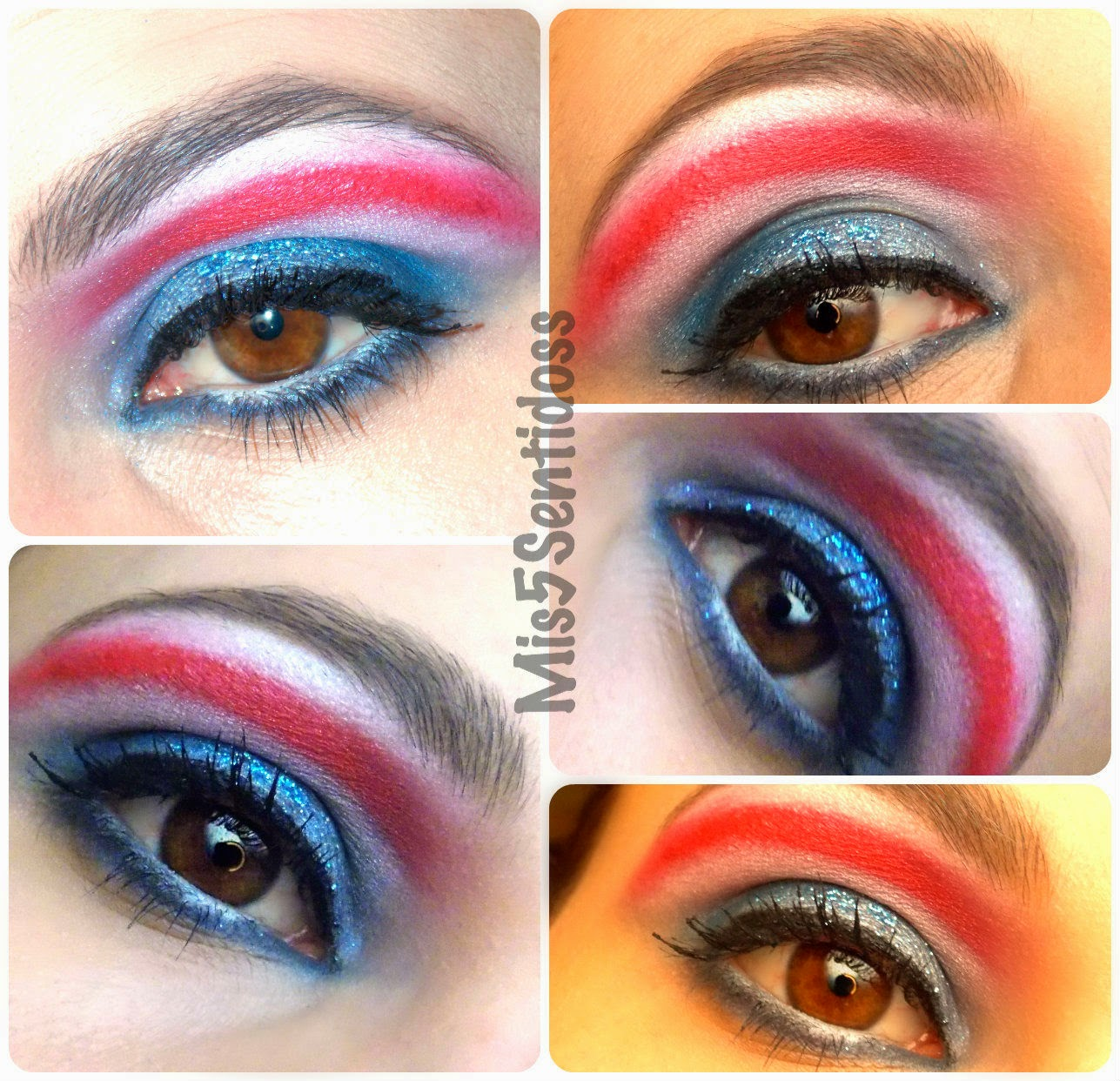 Maquillaje América