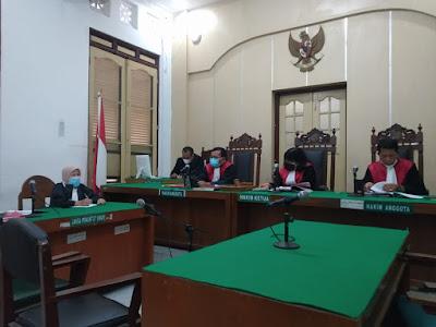 Terbukti Menjadi Kurir Sabu, Warga Aceh Timur Divonis 10 Tahun Penjara