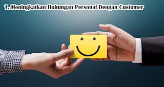 Souvenir Mug sebagai Sarana Untuk Meningkatkan Hubungan Personal Dengan Customer