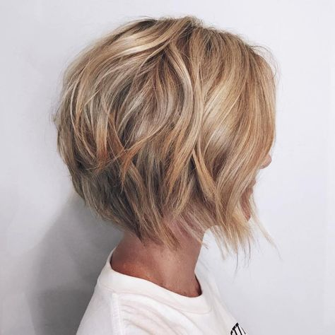 Short Layered Bob Hairstyles for Women│ Lovehairstyles.com