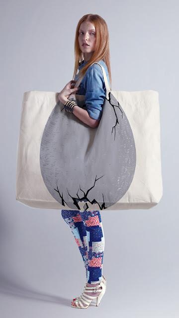 50 Desain Paper Bag/ Tas Belanja paling besar