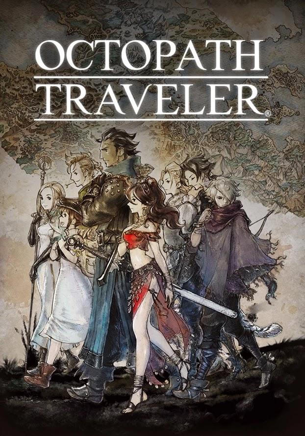 Descargar Octopath Traveler PC Cover Caratula