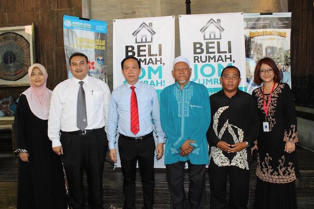 IJM Land Beli Rumah, Jom Umrah Campaign