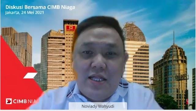 CIMB Niaga Permudah Nasabah Perorangan Akses Produk Perbankan