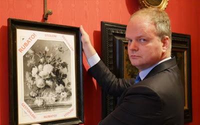 Επιστρέφει στη Φλωρεντία έργο τέχνης που είχε κλαπεί από τους Ναζί