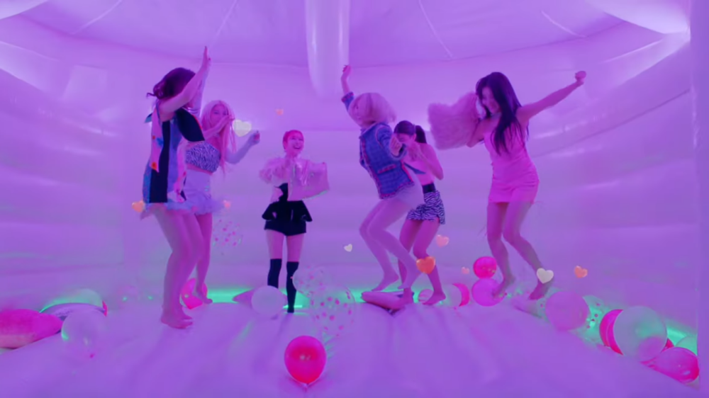 MOMOLAND Shows Funky Dance Music Through Comeback MV 'Ready Or Not'