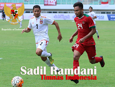 gambar Profil Biodata Sadil Ramdani Persela Lamongan