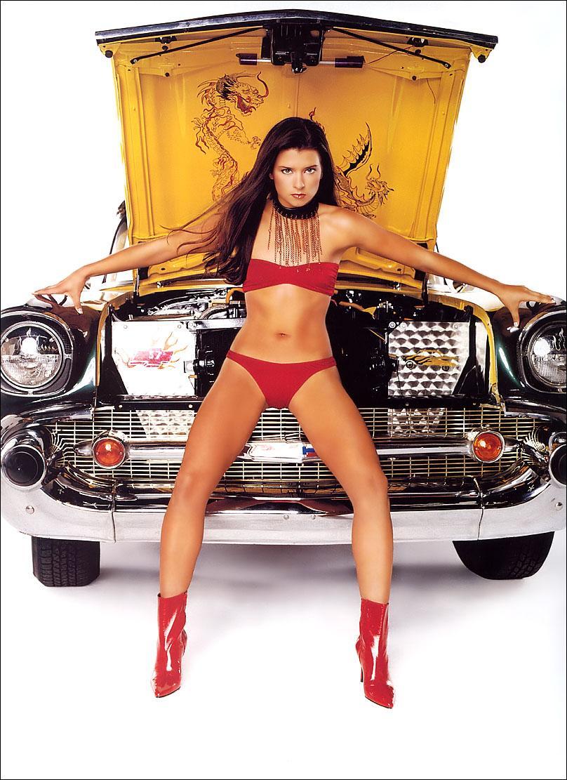 Danica Patrick Is Not A Race Car Driver
