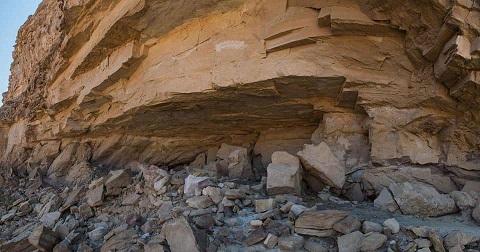 Une ancienne grotte remplie de peintures rupestres vieilles de 10000 ans découverte en Egypte