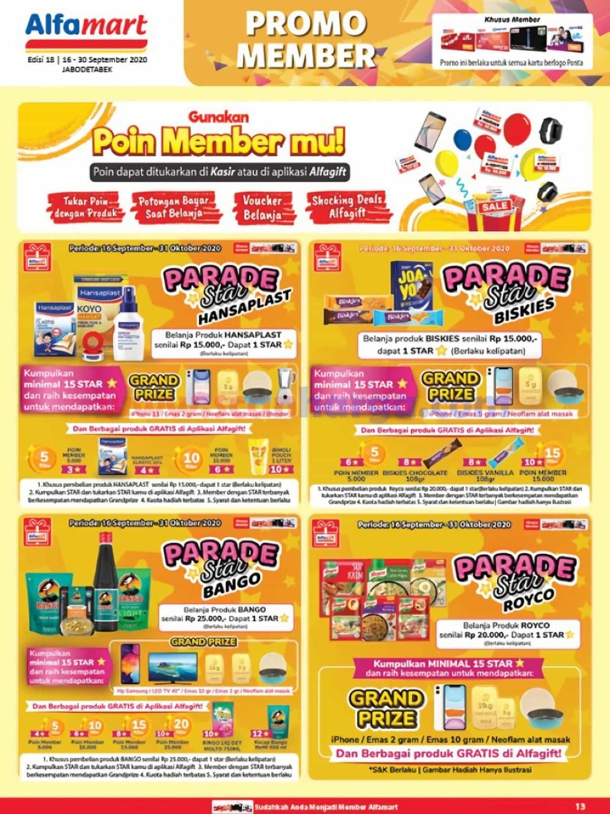 Katalog Promo Alfamart 16 - 30 September 2020 13