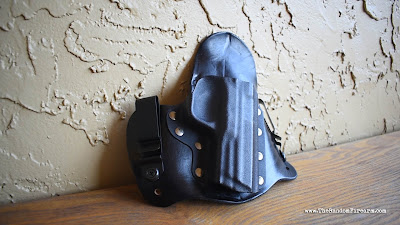 long term holster use iwb tread softly concealement smith and wesson M&P 9 review